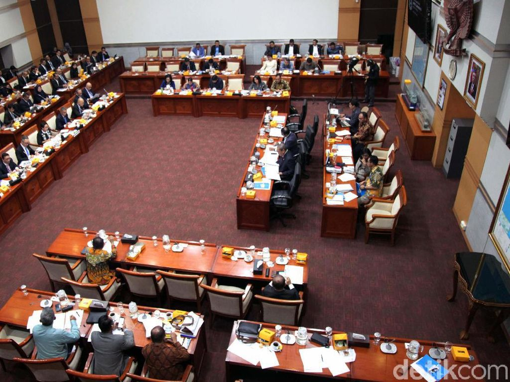 Komisi I DPR Mulai Uji 32 Calon Dubes,  Ada Tambahan untuk Malaysia