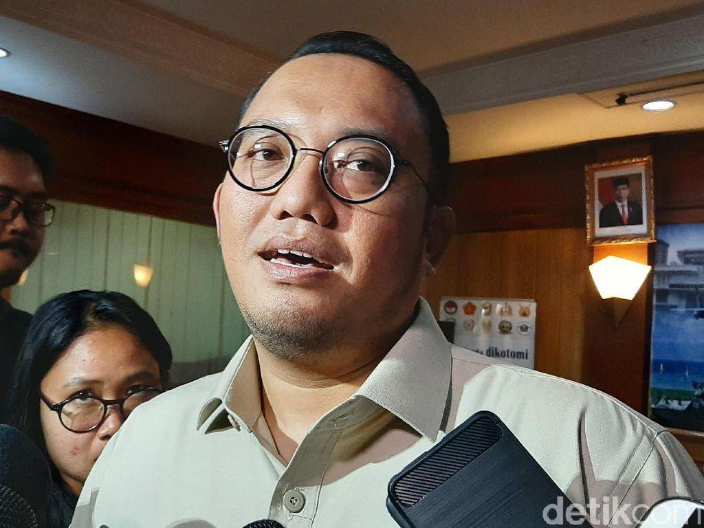 China Harap RI Tenang soal Natuna, Dahnil: Pak Prabowo Kan Kelihatan Cool