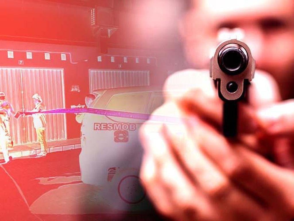 Belum Ada Tersangka di Kasus Anak Bupati Majalengka Tembak Kontaktor