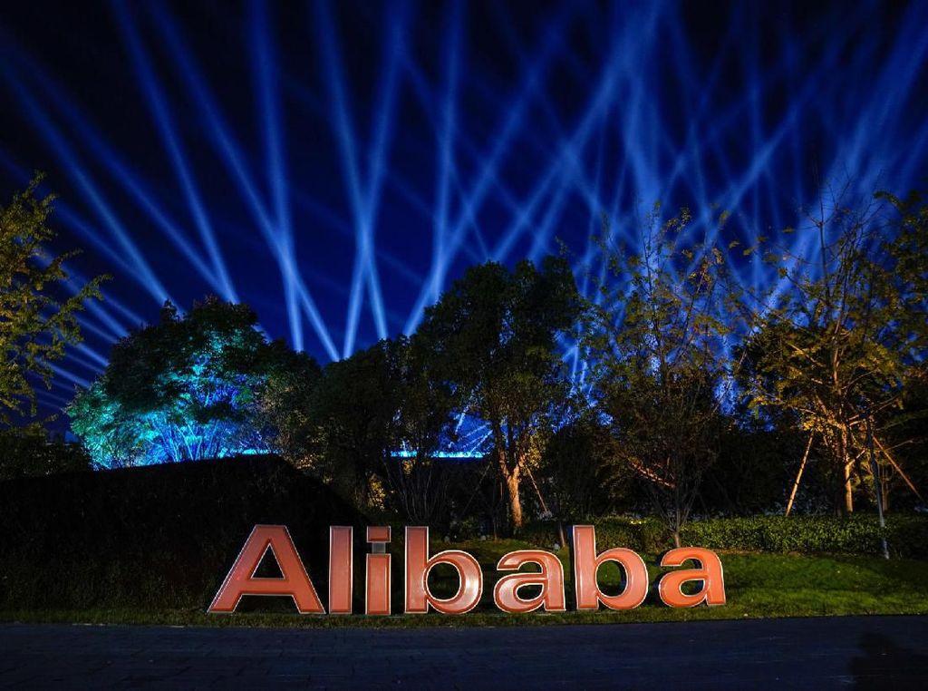 Gokil! Alibaba Catat Transaksi Rp 537 Triliun di Singles Day