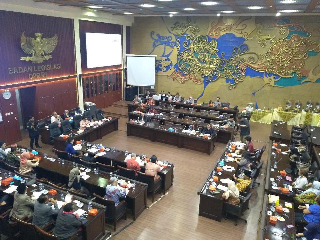 BPHN Tetapkan RUU Pemilu, RUU TNI, hingga RUU Ibu Kota Baru Masuk Prolegnas