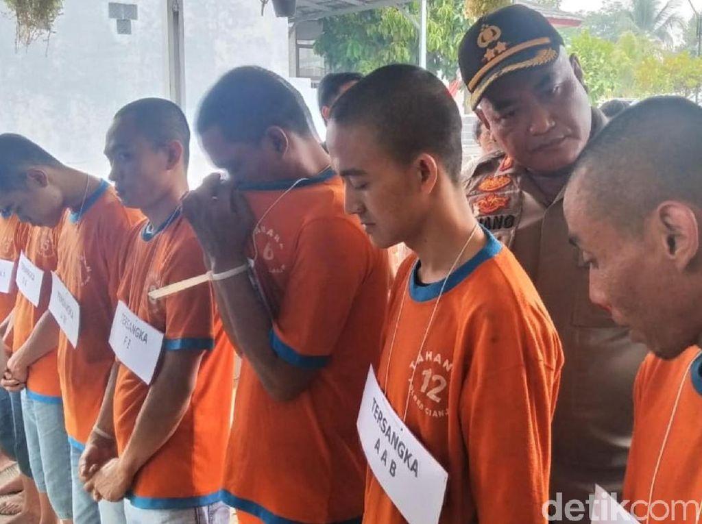 Kapolres Cianjur Ancam Pengedar Narkoba Tembak di Tempat