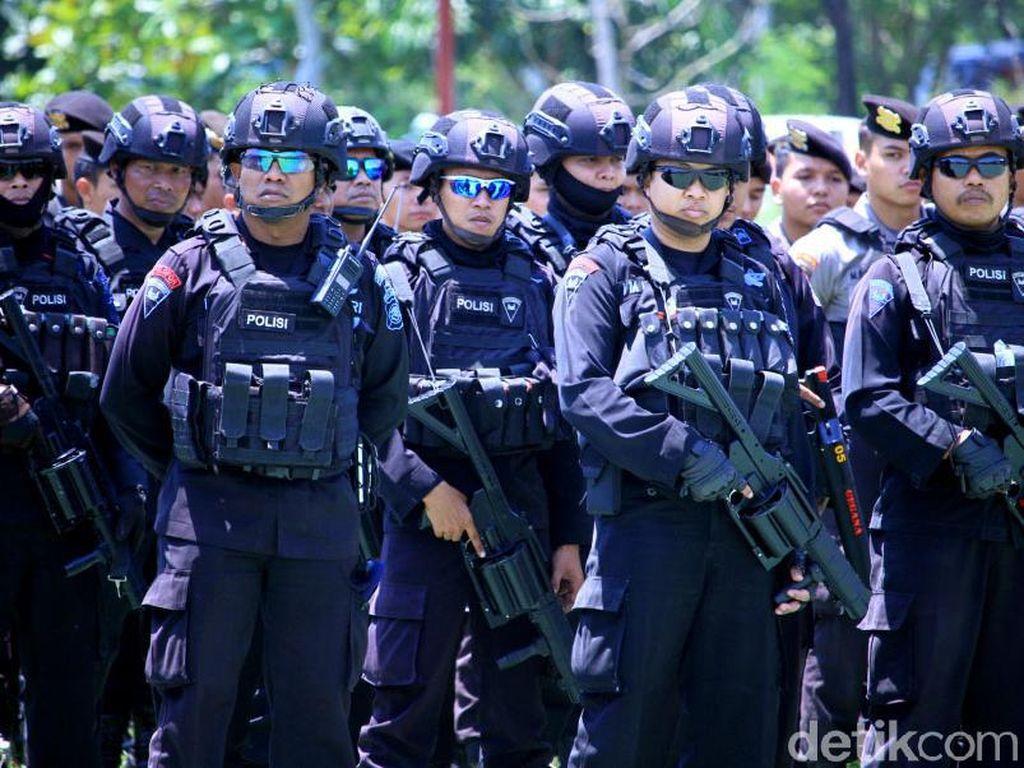 Ribuan Personel Gabungan Siap Amankan Laga Persib Vs Arema