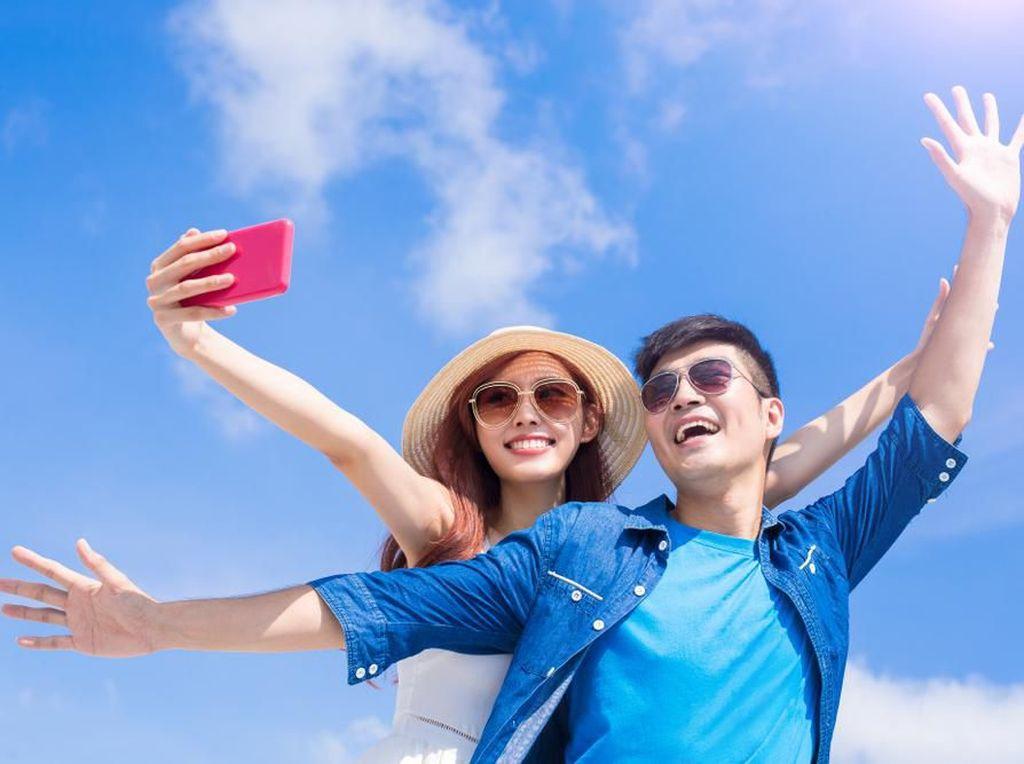 Kapan Lagi Foto Selfie Bisa Dapat Hadiah Menarik?