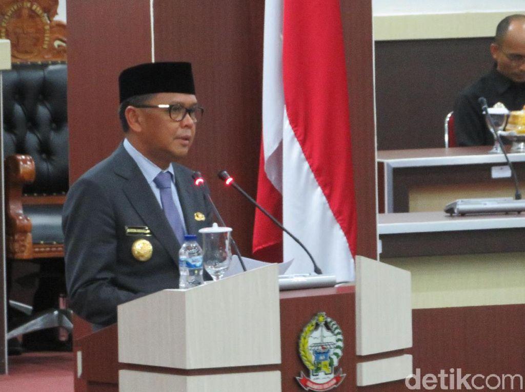 Gubernur Sulsel Siapkan Bantuan Rp 500 M untuk Kabupaten/Kota di RAPBD