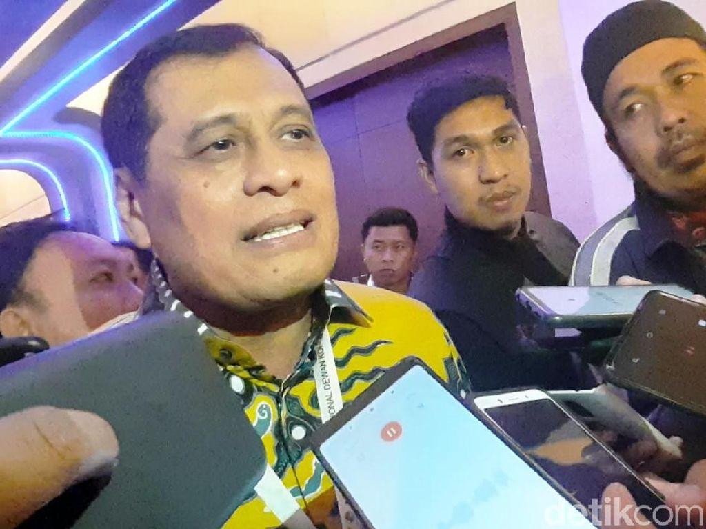 Unnes Bakal Beri Gelar Kehormatan ke Nurdin Halid, Mahasiswa Protes