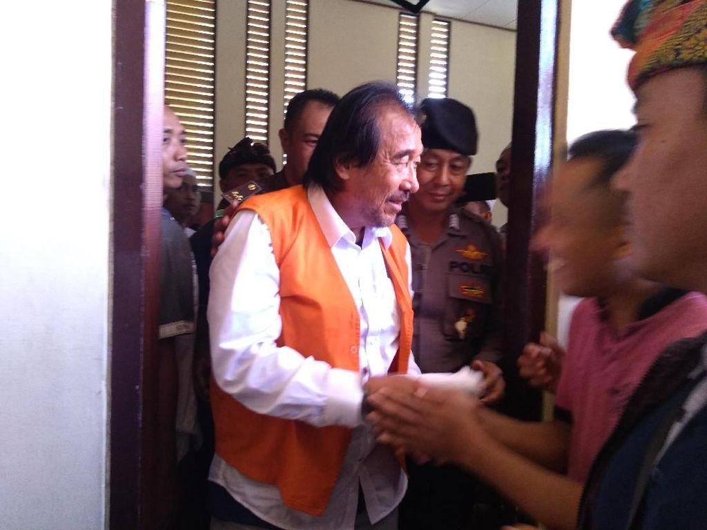 Palsukan Akta Bisnis dengan Tomy Winata, Harijanto Karjadi Dipenjara 2 Tahun