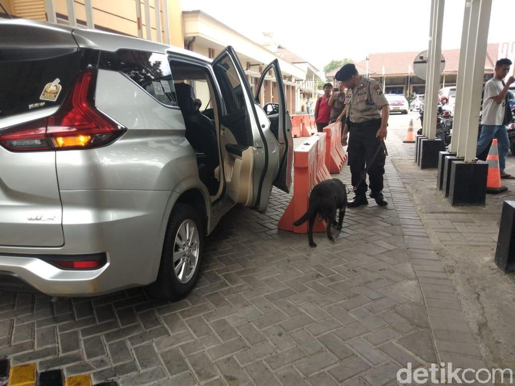 Bom Bunuh Diri di Medan, Polisi di Sidoarjo dan Madiun Tingkatkan Pengamanan