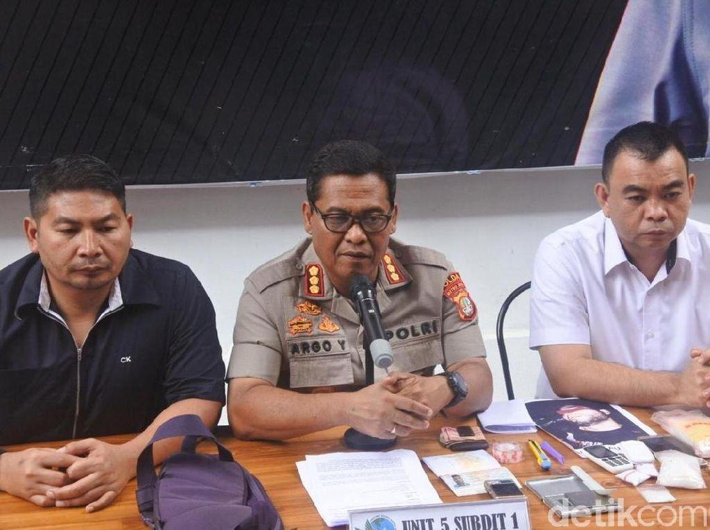 Polisi Tembak Mati Seorang Pengedar Sabu Area Jabodetabek