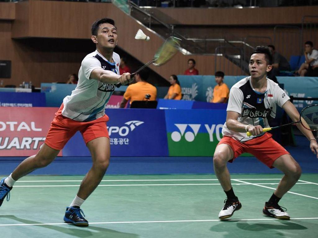 Fajar/Rian Kalah, Indonesia Vs Malaysia 1-1
