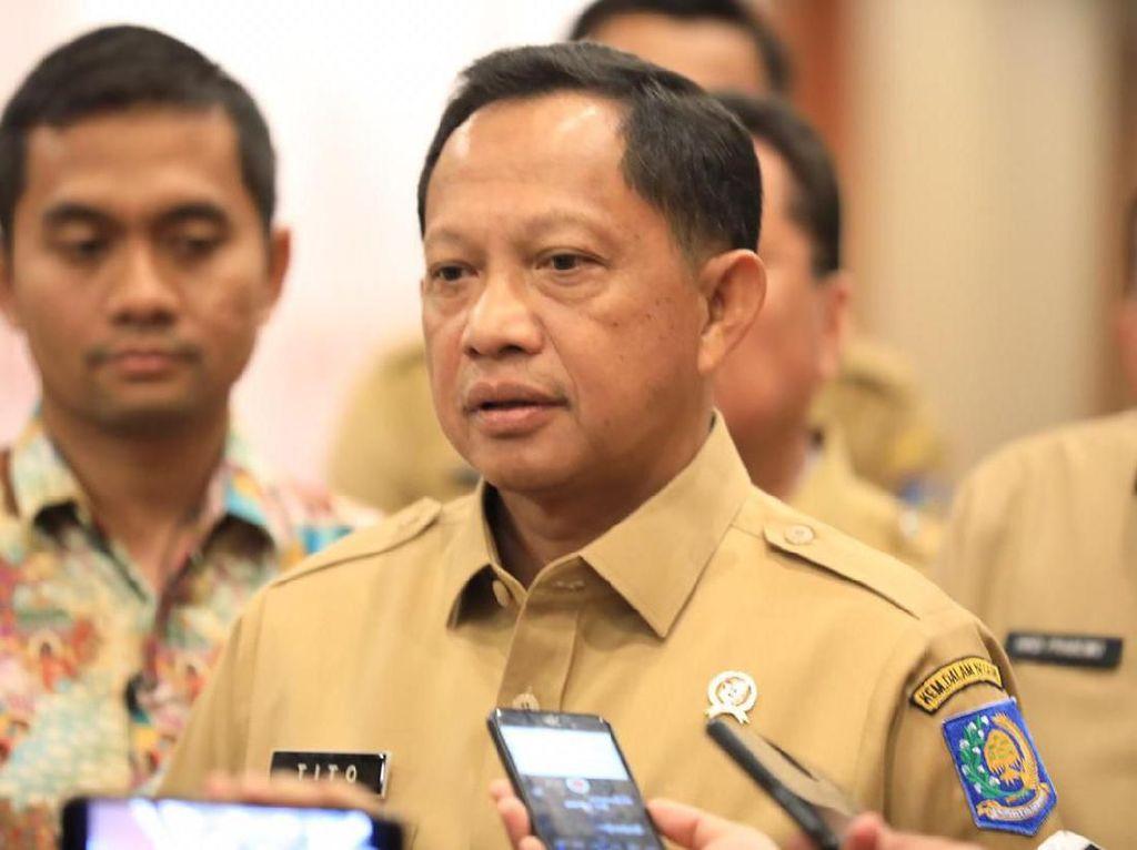 Mendagri soal Jeda 5 Tahun Eks Koruptor Maju Pilkada: MK Ambil Jalan Tengah