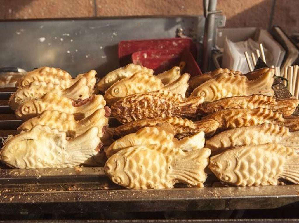 Ini Bungeoppang, Kue Ikan dari Korea yang Manis Legit