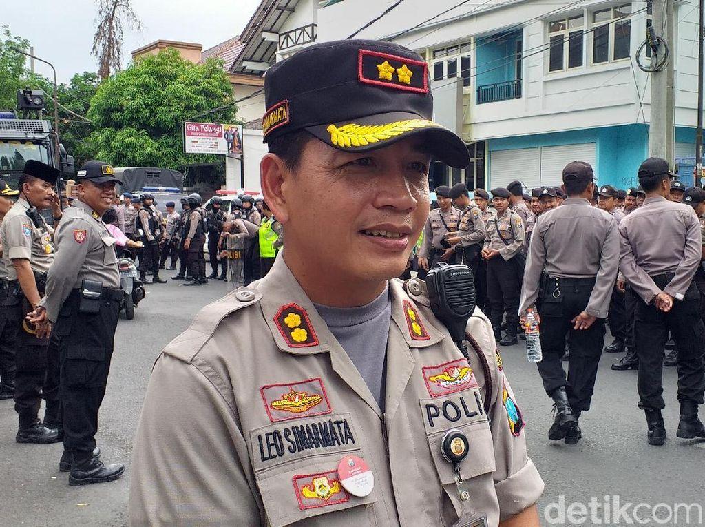 Ini Upaya Polisi Surabaya Tanggapi Bom Bunuh Diri di Medan