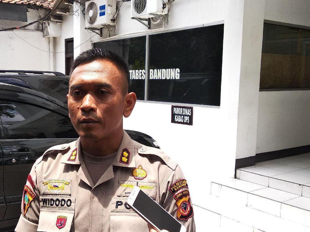 Pascabom di Medan, Ojol Tak Boleh Masuk Polrestabes Bandung