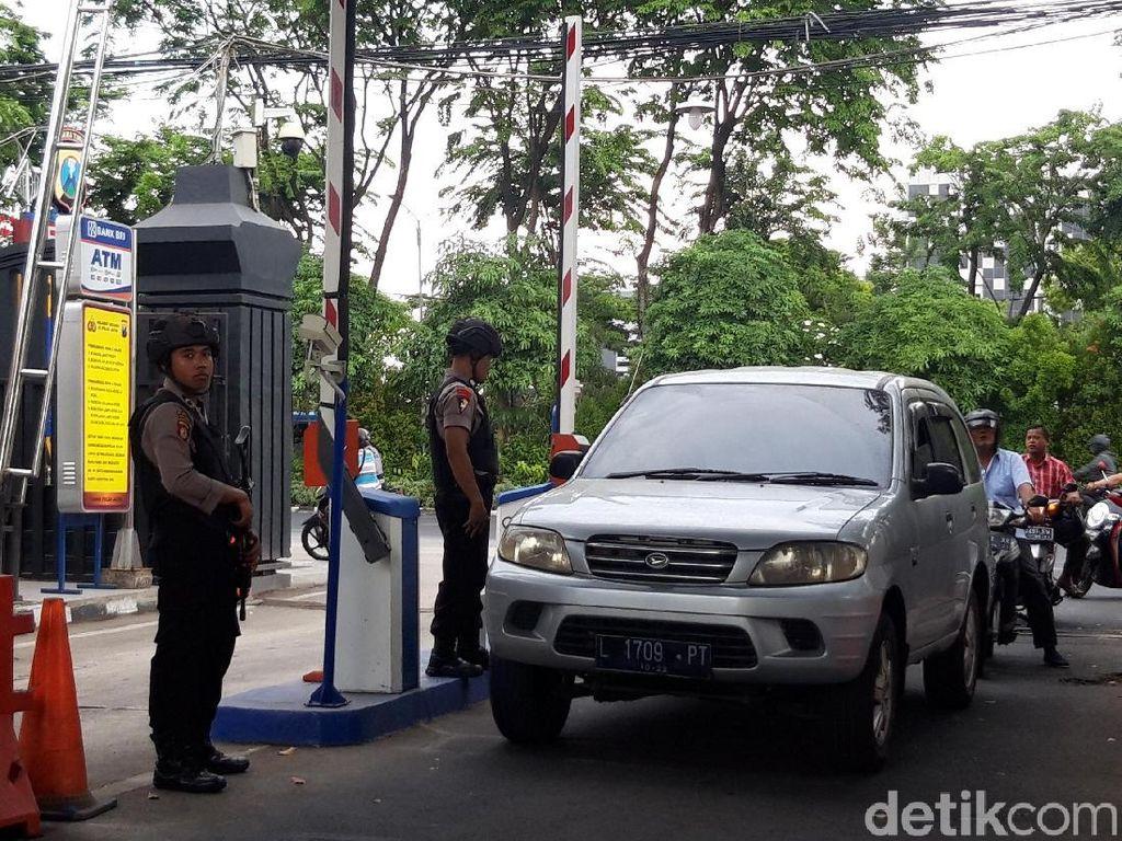 Pascabom Bunuh Diri di Medan, Polda Jatim Tingkatkan Keamanan