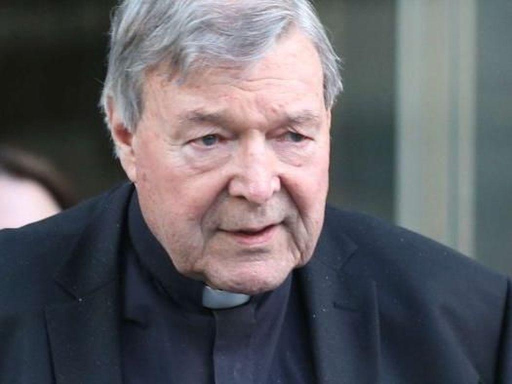 Kardinal George Pell Boleh Ajukan Banding Ke Pengadilan Tinggi Australia