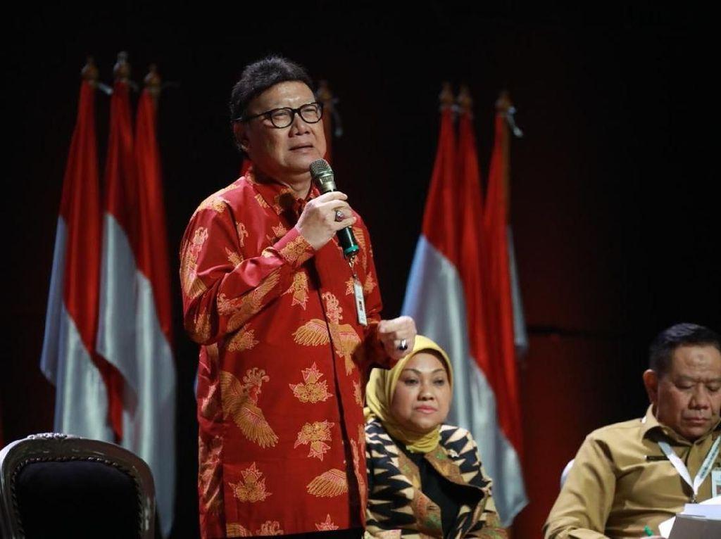Menteri Tjahjo Ancam Pecat ASN yang Tak Netral di Pilkada 2020