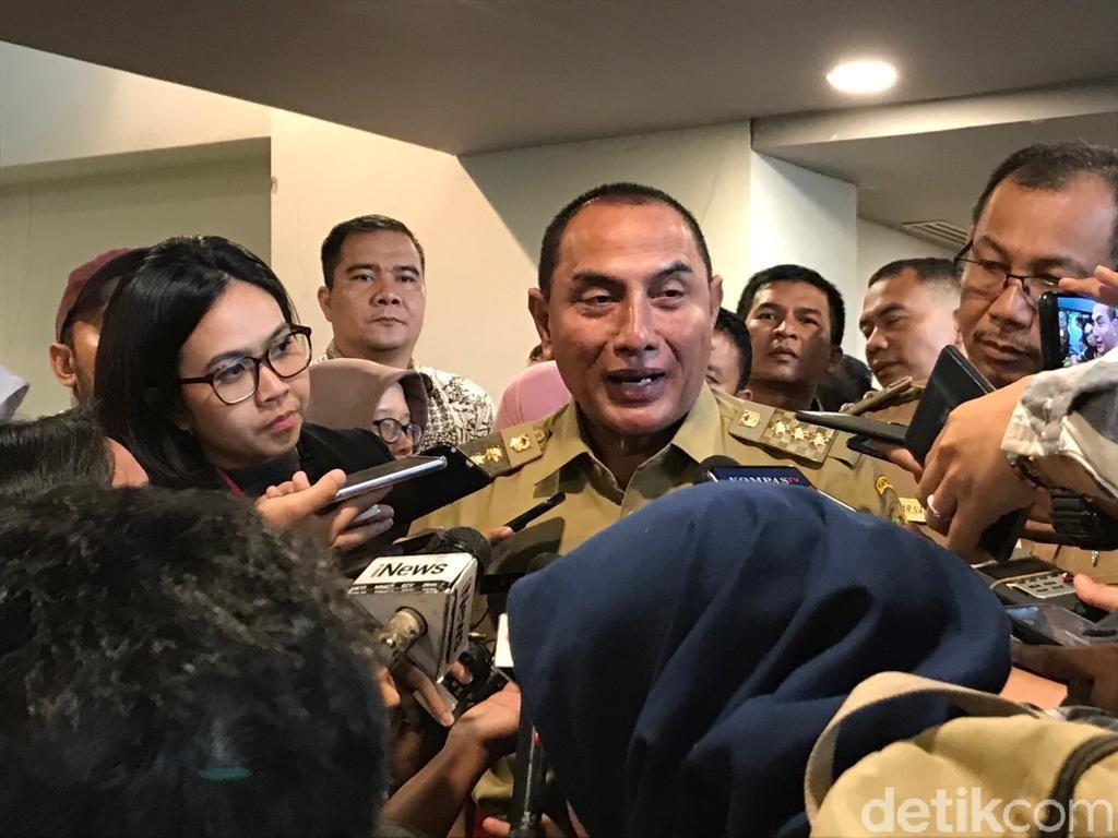 Gubernur Sumut: 12 Anak Cacat Lahir karena Merkuri dari Tambang Emas Liar