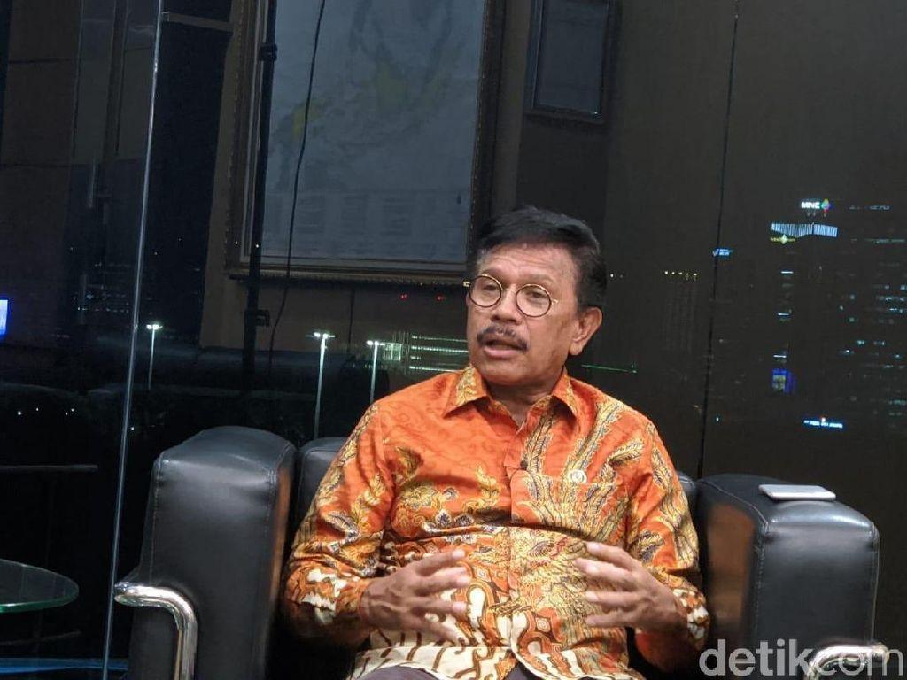 Soal Wakil KSP, NasDem: Jokowi Ingin Bangun Kabinet Produktif-Efisien