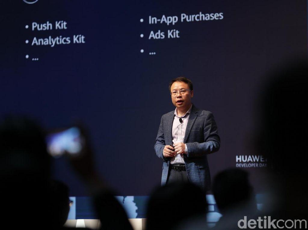 Didukung Sejuta Developer, Toko Aplikasi Huawei Ke-3 Terbesar di Dunia