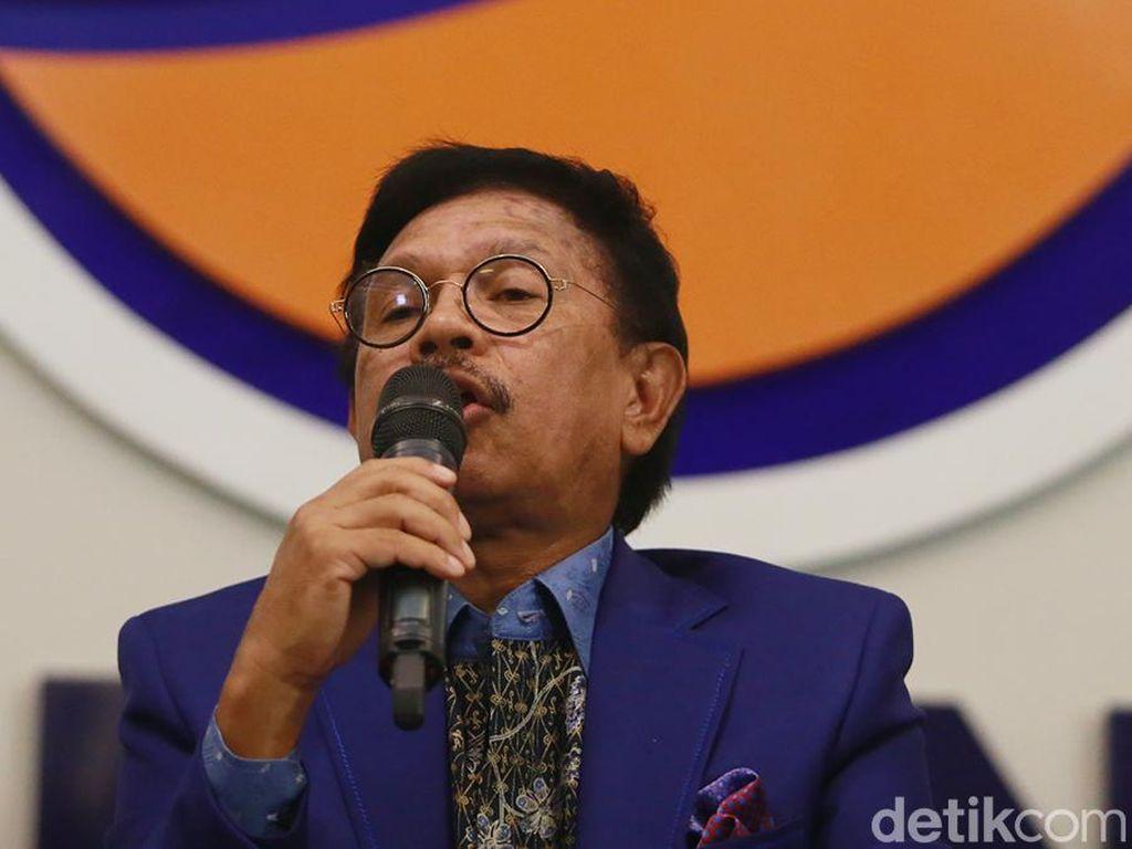 Abdillah Toha Kritik Keras Lingkaran Jokowi, NasDem: Kami Fokus Pandemi