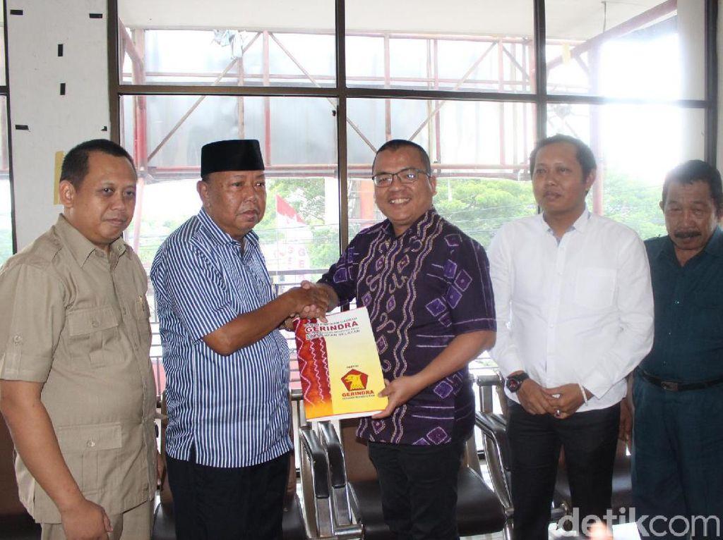 Denny Indrayana Cari Tiket Pilgub Kalsel, Gerindra Tunggu Restu Prabowo