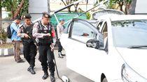 Metal dan Mirror Detector Tampak dalam Penjagaan di Mapolres Tuban