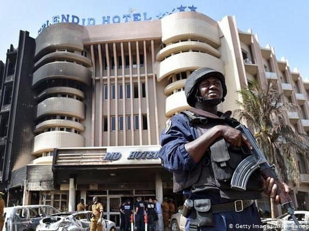 Bagaimana Seorang Pendakwah Menyulap Burkina Faso Jadi Ladang Teror Baru