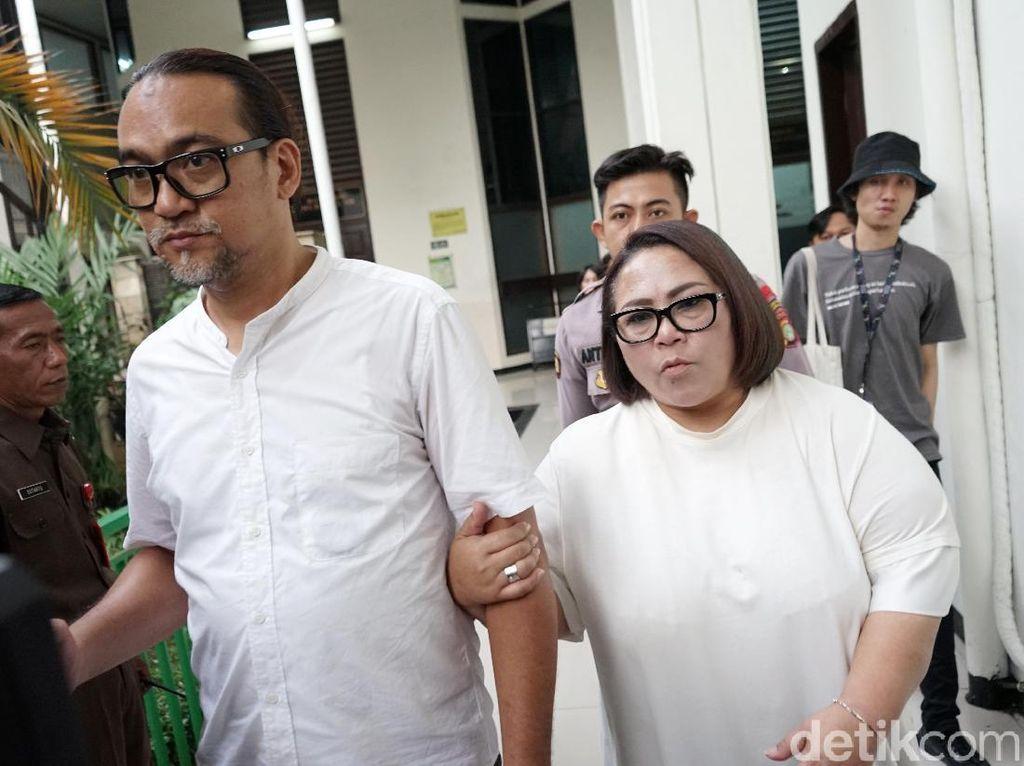 RSKO Sebut Nunung dan Suami Punya Hak Rawat Jalan