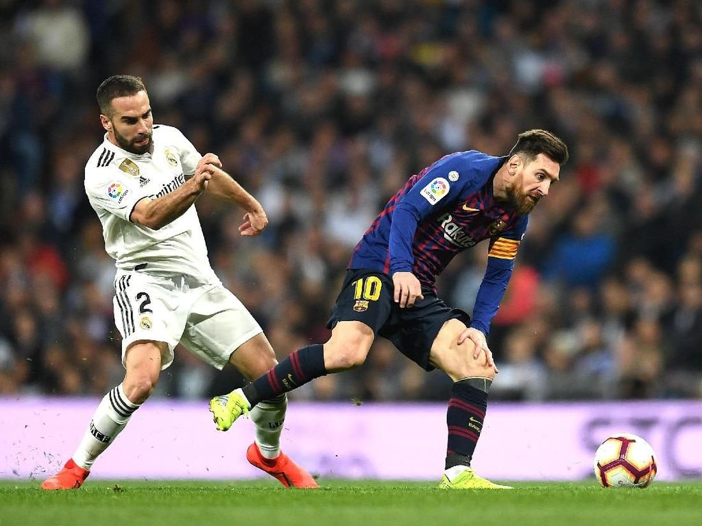 Carvajal: Semoga Barcelona Gagal Lolos di Liga Champions