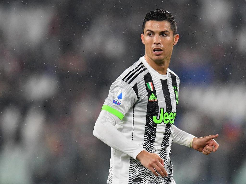 Performa Ronaldo di Juventus Musim Ini yang Terburuk dalam Sedekade