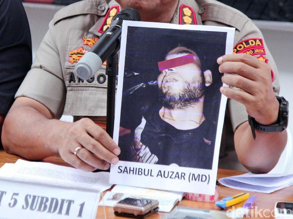 Ini Dia Pengedar Sabu yang Tewas Ditembak Polisi