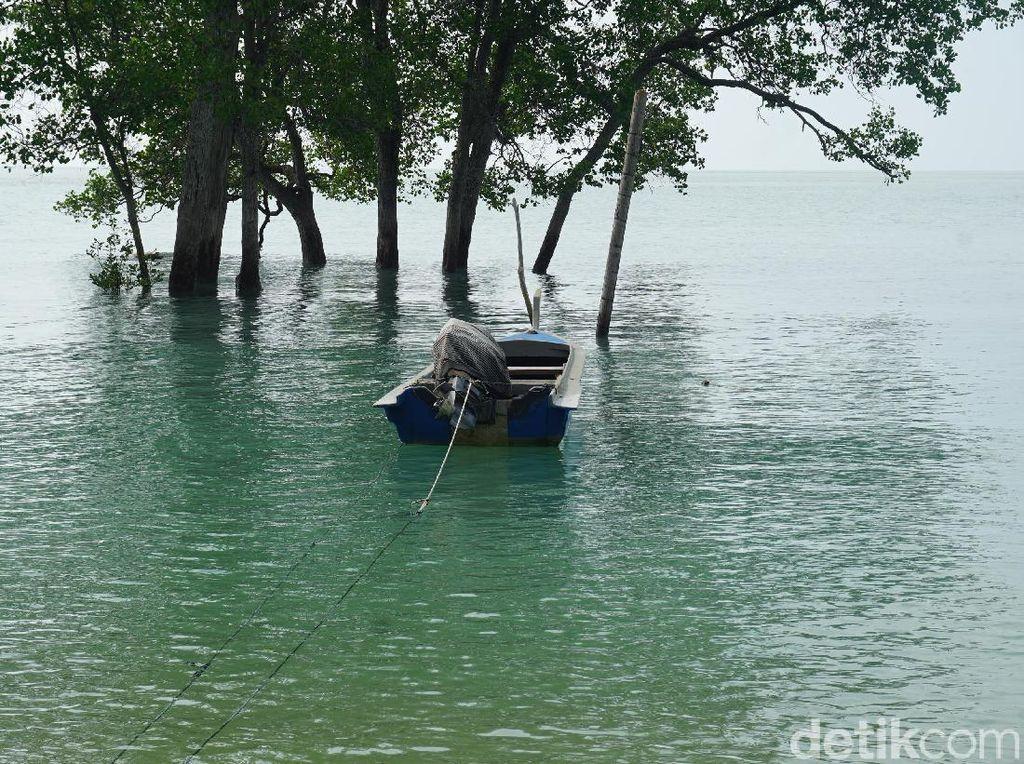 Miris, Pantai di Perbatasan Kesukaan Turis Ini Terbatas Listrik