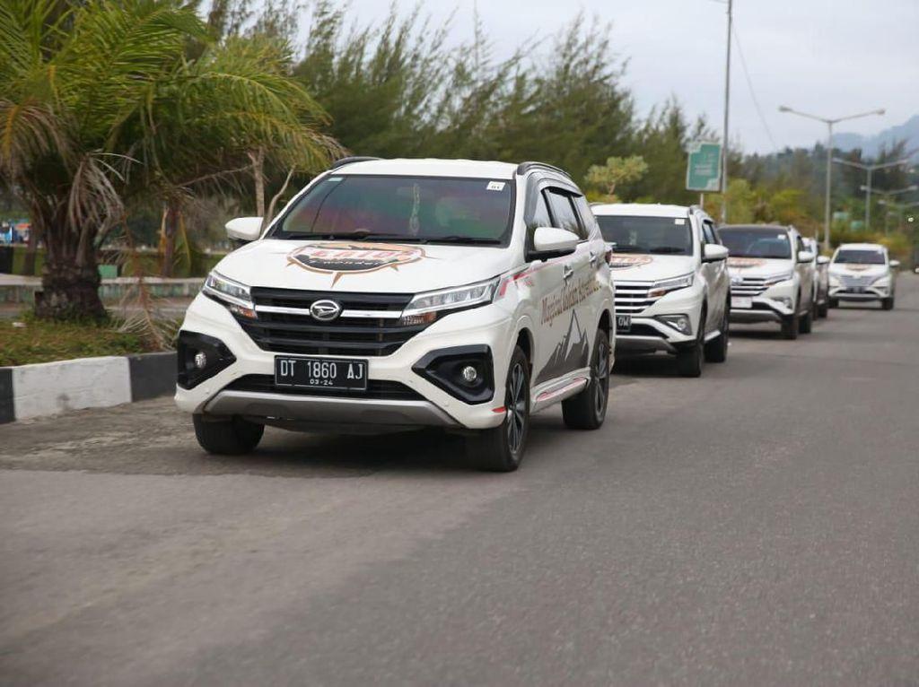 Bea Balik Nama Naik, Daihatsu Belum Kerek Harga Mobil