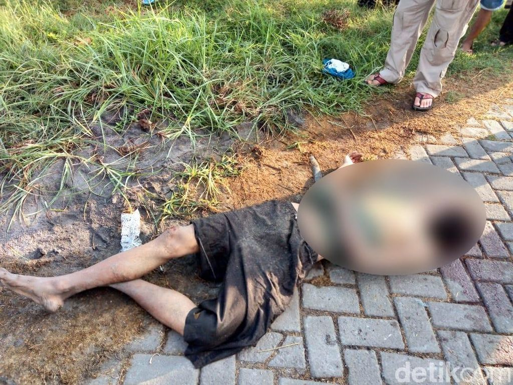 Pria di Sidoarjo Tewas Setelah Ditemukan Tergeletak Penuh Luka