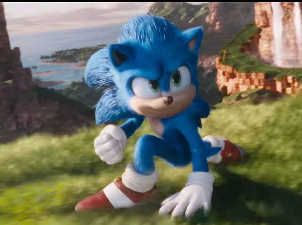 Sonic the Hedgehog Geser Birds of Prey di Box Office