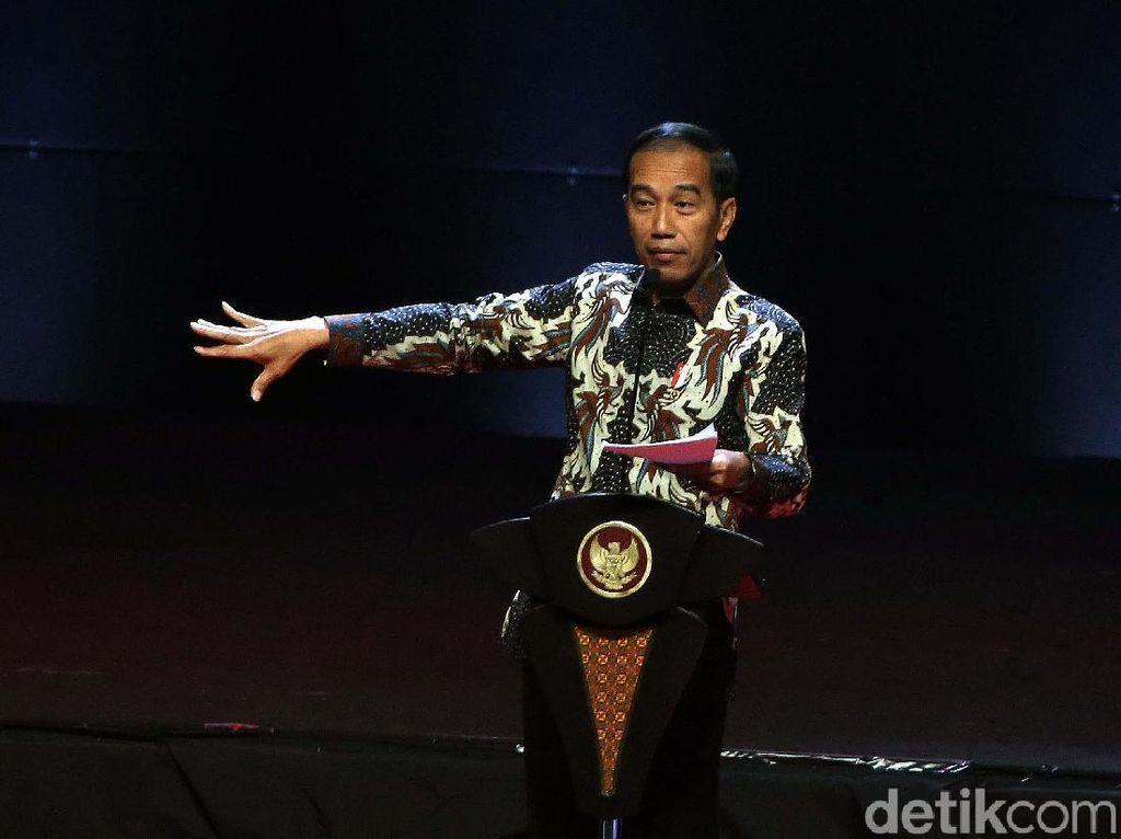 Jokowi Minta Jajaran Pimpinan Daerah Bersinergi