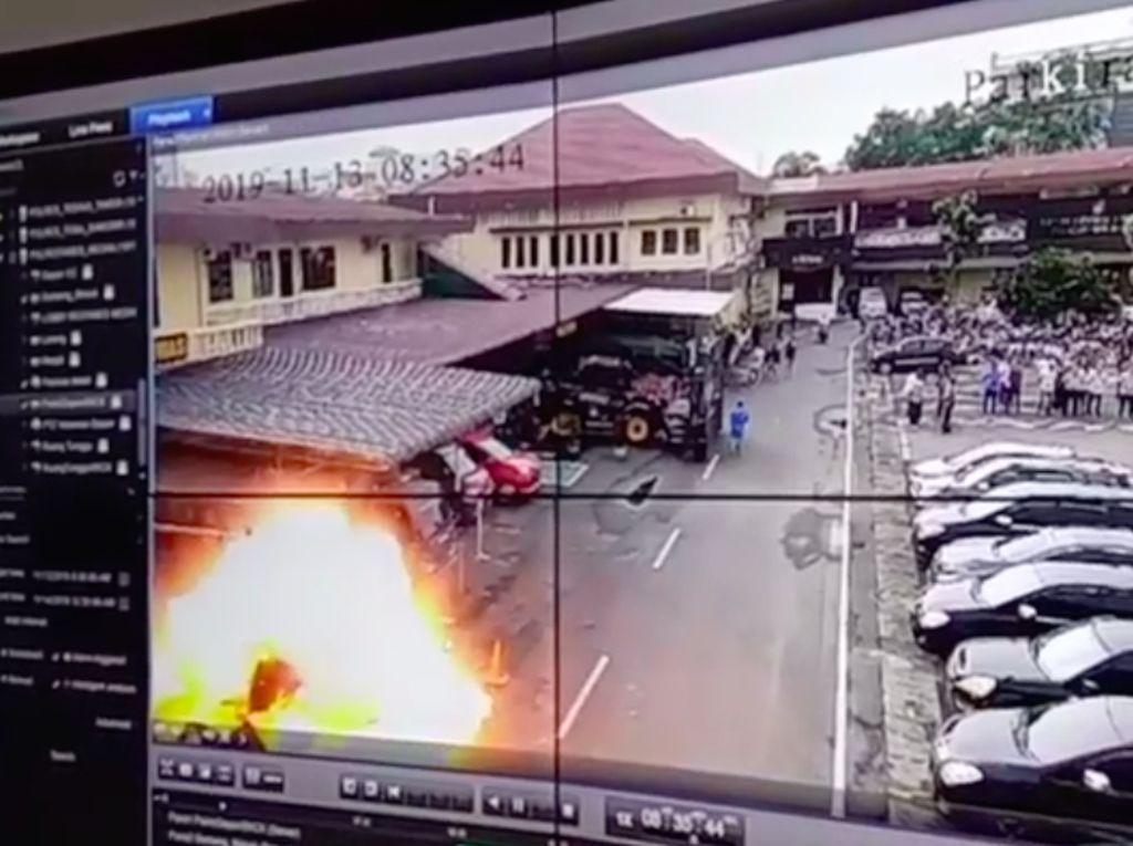 Respons Driver Sukabumi-Cianjur soal Bomber Beratribut Ojol di Medan