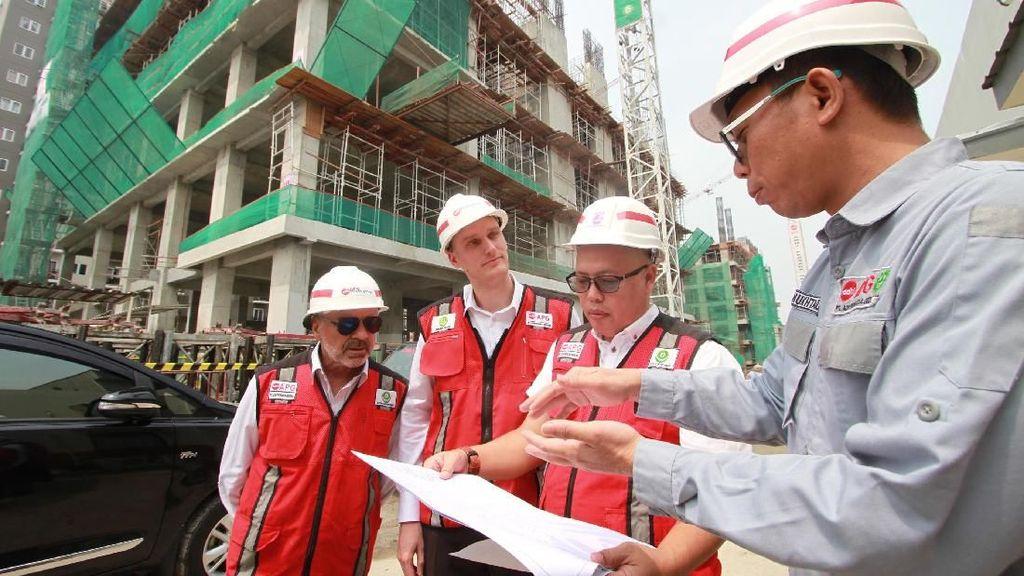 Hunian Vertikal Mewah di Utara Jakarta Makin Diminati