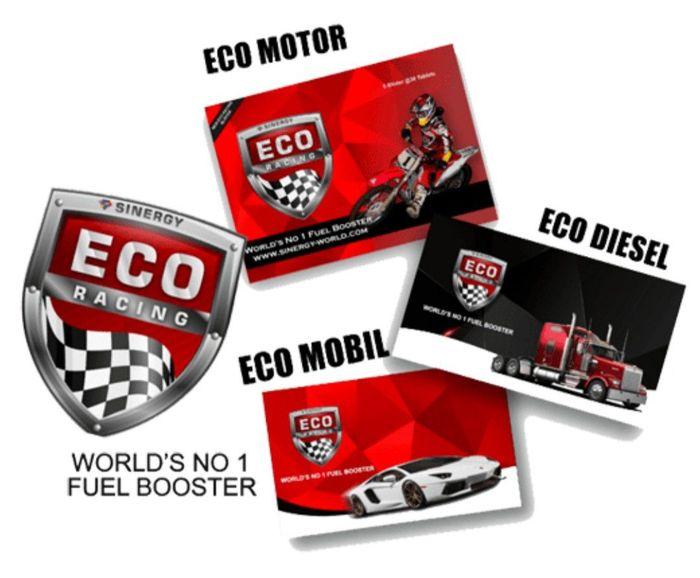 Foto: Screenshoot Website Eco Racing