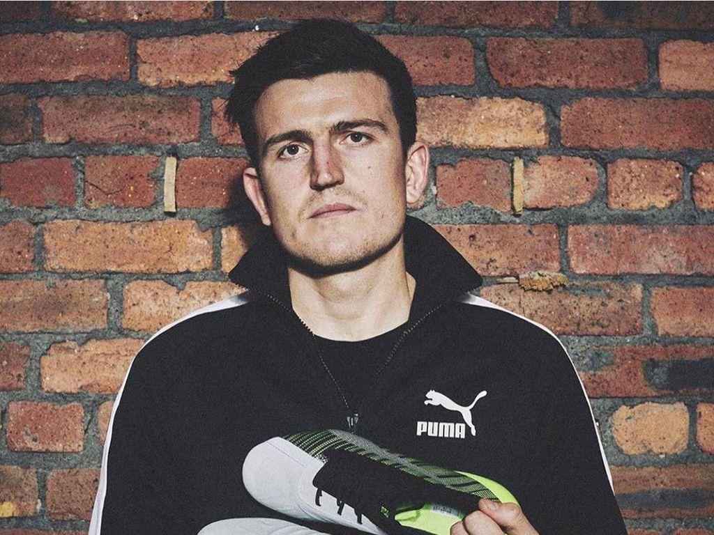 Harry Maguire Akhirnya Dapat Sponsor Sepatu