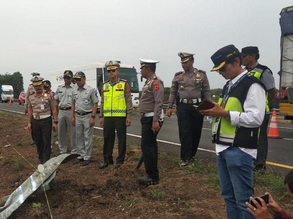 Kecelakaan di Cipali, Jasa Raharja Beri Santunan Korban Puluhan Juta