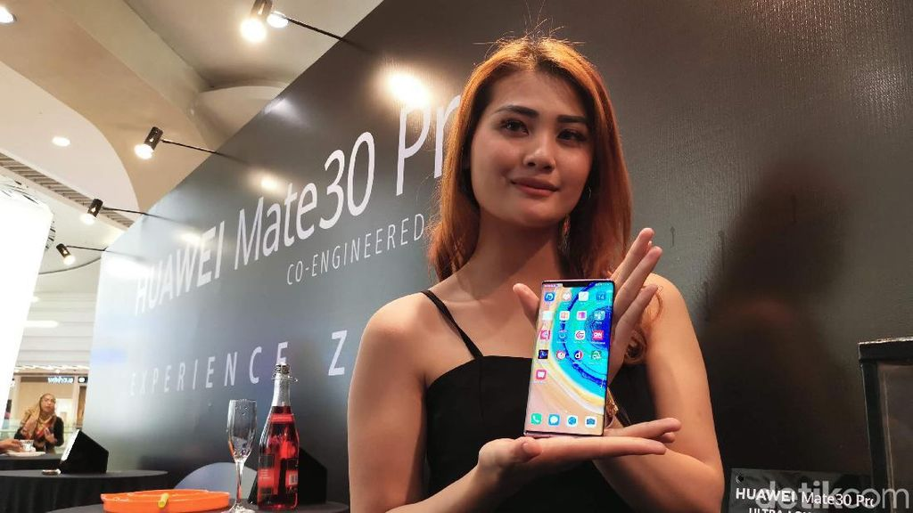 Lebih Dekat dengan Huawei Mate 30 Pro