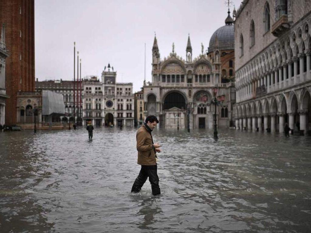 Status Warisan Dunia Venesia Terancam Dicabut UNESCO