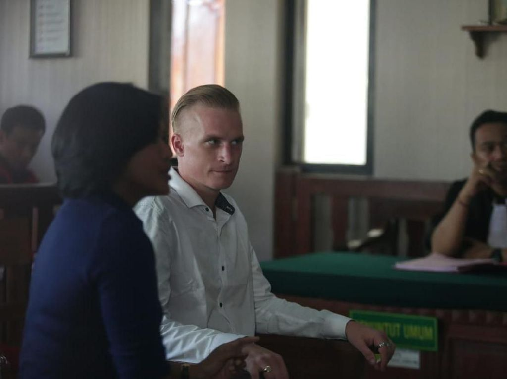 WN AS Diadili karena Pukuli Sekuriti di Kuta Bali