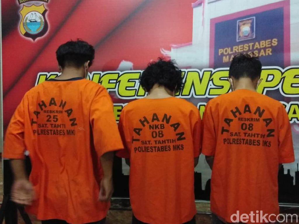 UMI Makassar Keluarkan Tersangka Penyerang AF