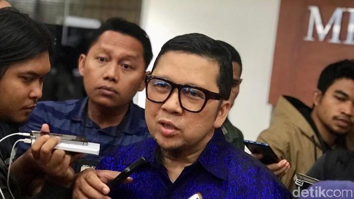 Ketua Komisi II DPR Ahmad Doli Kurnia