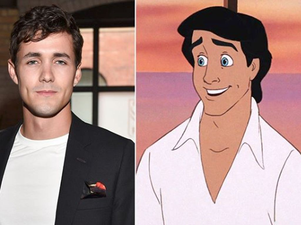 Ini Jonah Hauer-King si Pangeran Eric di The Little Mermaid