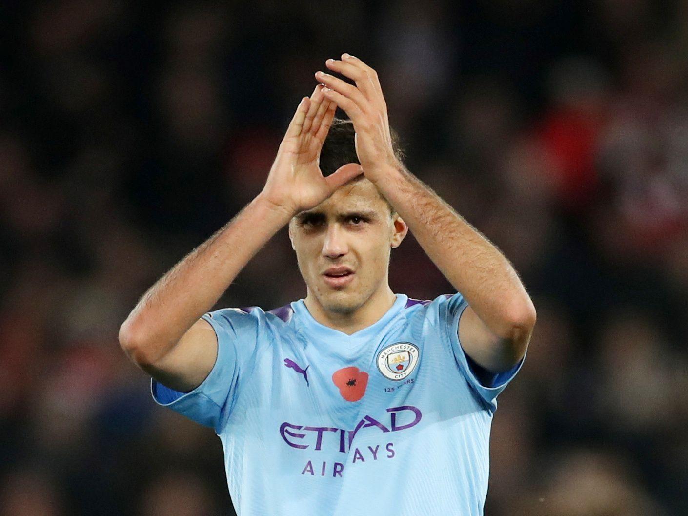 Pemain Manchester City Ini Tak Mau Liga Mulai Buru Buru