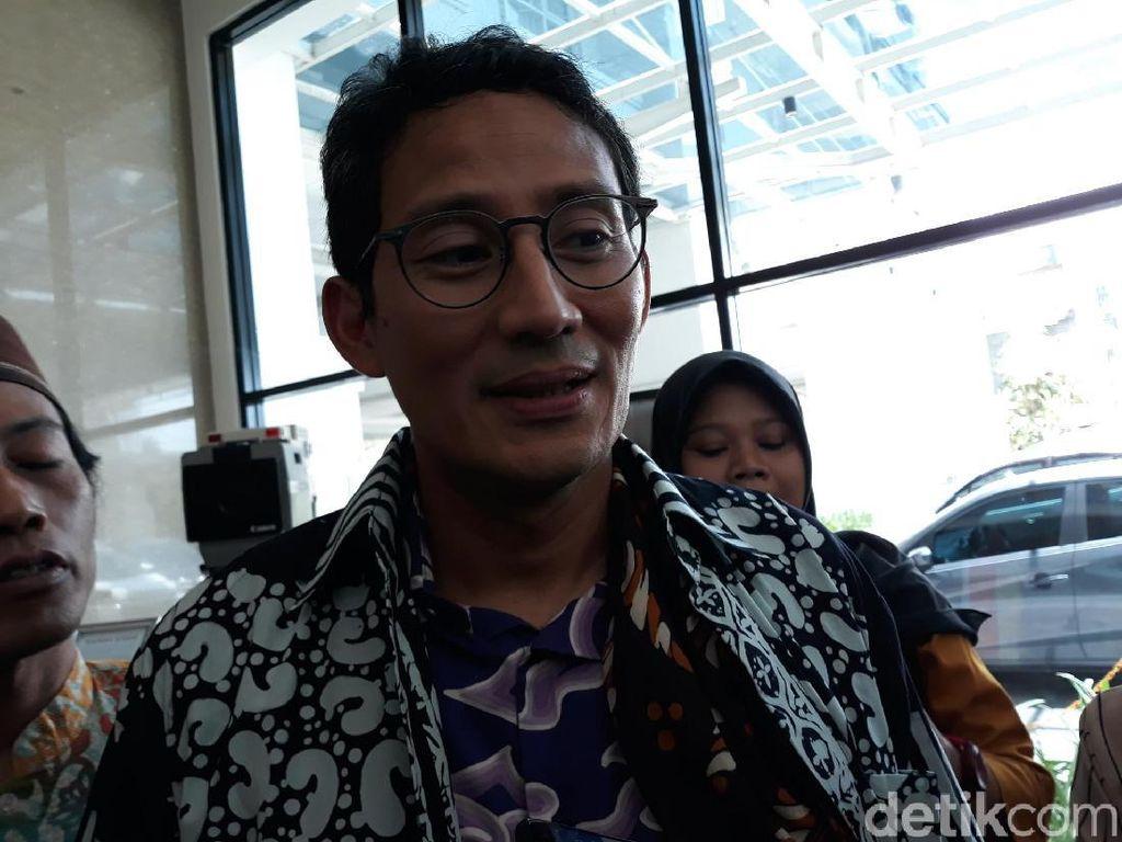 Ahok Bakal Jadi Bos BUMN, Sandiaga Uno: Tak Boleh Berpolitik!